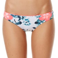 BILLABONG BLUE HAWAII HIPSTER SEPARATE PANT - NEON CORAL