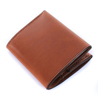 Ashdown Workshop Original Bi-Fold Wallet - Almond at Urban Industry