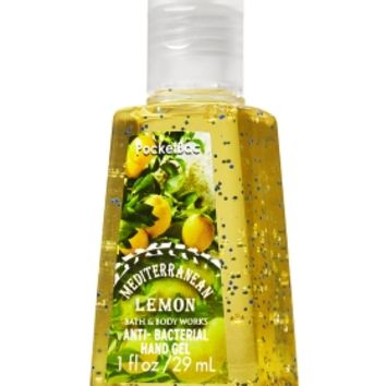 Pocketbac Sanitizing Hand Gel Mediterranean Lemon