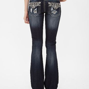 Miss Me Hardware Boot Stretch Jean