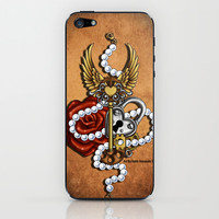 Key To My Heart iPhone & iPod Skin by Katie Simpson | Society6