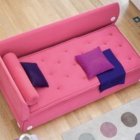 Upholstered children's bed CANDY by Bonaldo | design Giuseppe Viganò