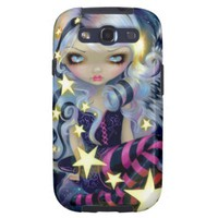 """Angel of Starlight"" Galaxy S Case"
