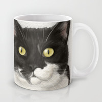 .chat. Mug by kianaleilani | Society6