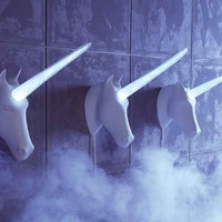 Porcelain wall light UNICORN by 22 22 EDITION DESIGN | design Jean-Claude Cardiet