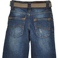 Lee `Hydro` Relaxed Bootcut Jeans (Sizes 4 - 7X)