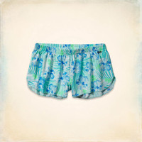 Printed Swim Shorts