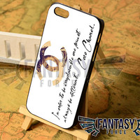 Chanel Quotes for iPhone 4/4s/5/5s/5c - iPod 4/5 - Samsung Galaxy s3i9300/s4i9500 Case
