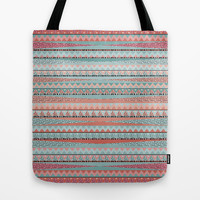 BOHO Tote Bag by Nika | Society6