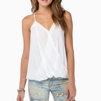 Well Draped Top $21