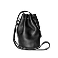 Cynthia Rowley - Leather drawstring leather tote | Shoes & Accessories