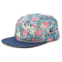 Coal The Mimsy Floral Dot 5 Panel Hat