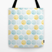 Coralina Tote Bag by Anchobee