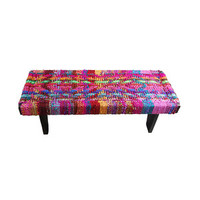 Color Wheel Bench