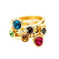 Pree Brulee - Lady Rose Ring