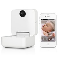 Smart Baby Monitor by Withings - Apple Store for Business (U.S.)