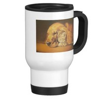 Cute Friendly Cat & Dog Hakuna Matata Gift Relatio