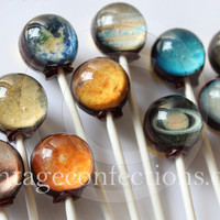 Planet lollipops® by Vintage Confections