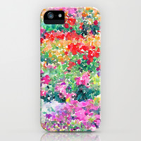 Secret Garden iPhone & iPod Case by Jacqueline Maldonado