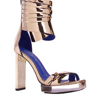 Jeffrey Campbell Mattea Metal
