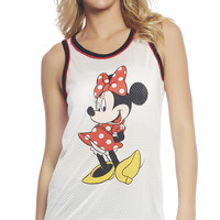 Minnie Mouse™ Jersey Tank | Wet Seal
