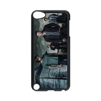 Unique Fashion Supernatural Cool Customized DIY phone case Rubber Best Case for iPod Touch 5 5th