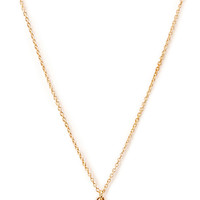 Simple Sophisticate Pendant Necklace