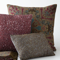 Sabira Desiree Pillows & Nashik Throw