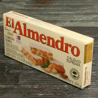 Authentic Spanish Turron - Duro (5.3 ounce)
