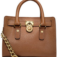 MICHAEL Michael Kors Hamilton Mini Messenger Bag