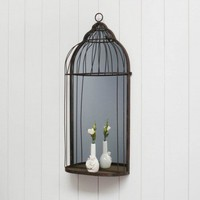 Large Birdcage Wall Mirror - New Summer Finds - Mirrors