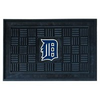 Fanmats 11298 MLB Detroit Tigers Medallion Door Mat