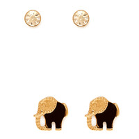 Cheery Elephant Stud Set