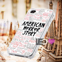 American Horror Story Quotes for iPhone 4/4s,5,5s,5c - SG S2,S3,S4 - SG S3 Mini,SG S4 Mini - iPod 4, iPod 5 - Htc One