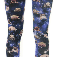 SPACE PUGS LEGGINGS