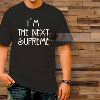 American Horror Story Inspired I'm The Next Supreme American Horror Story black T-Shirt by yupylup