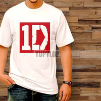 One Direction Tshirt 1D RockerT-Shirt by yupylup