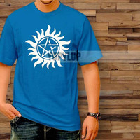 Supernatural Tattoo T-Shirt by yupylup