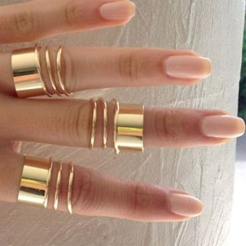 Coil Cuff Ring | SABO SKIRT
