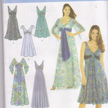Plus Size Dresses Patterns Special Occasions Formal Dresses