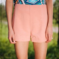 Just Peachy Shorts