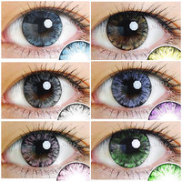 EOS ICE Color Contact Lenses Circle Lens | FREE Shipping