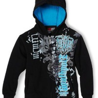 Southpole - Kids Boys 2-7 Full Zip Fleece Hoody