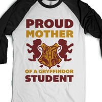 Proud Mother of a Gryffindor Stud