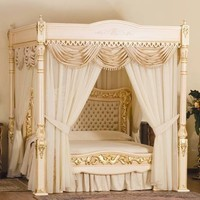 The World's Most Expensive Bed » Curbly | DIY Design Community « Keywords: bedroom, expensive, extravagant, bed