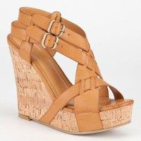 DIVA LOUNGE Loretta Womens Wedges