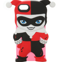 DC Comics Chara-Covers Harley Quinn iPhone 5/5S Case