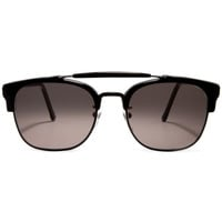 RETROSUPERFUTURE 49er Black Sunglasses