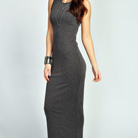 Lily Sleeveless Jersey Maxi Dress