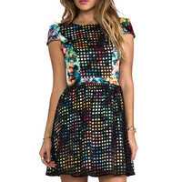 MINKPINK Secret Garden Dress in Multi